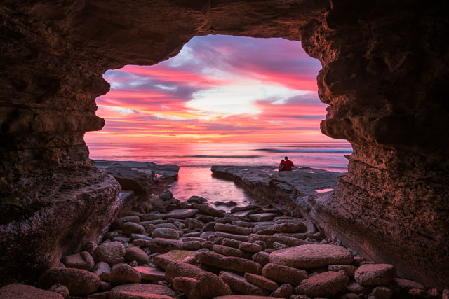 Room with a View - Sunset Cliffs