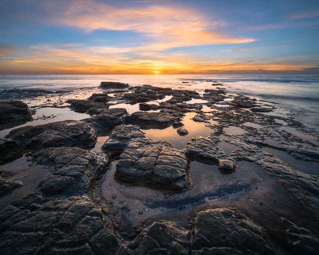 Puzzle - Tidepools at Sunset Cliffs