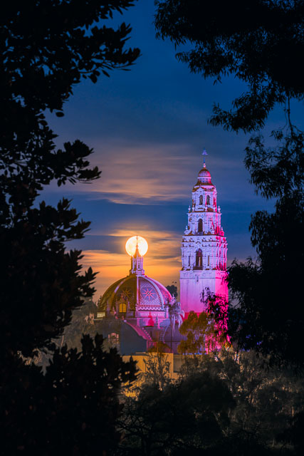 Moonlight Triumph - Balboa Park