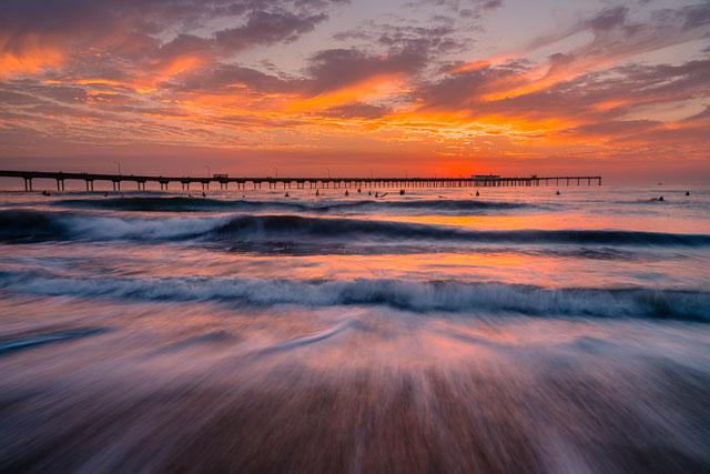 Ocean Beach, Mission Beach, and Pacific-Beach