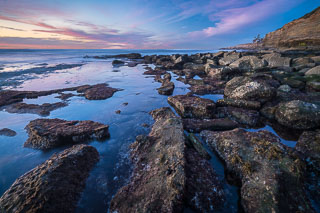 Sunset Cliffs Shoreline