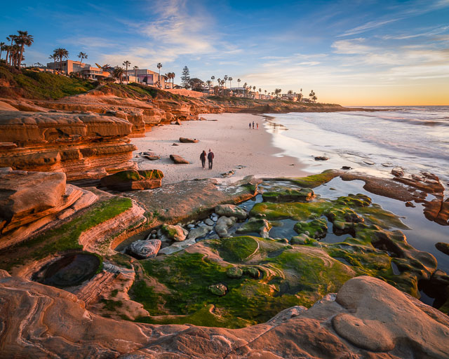 Walk About - La Jolla